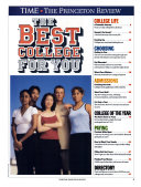 THE BEST COLLEGE FOR YOU