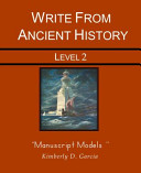 Write from Ancient History Level 2 Manuscript Models