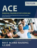 ACE Personal Trainer Study Guide 2018