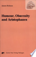 Humour, Obscenity and Aristophanes
