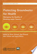 Protecting Groundwater for Health