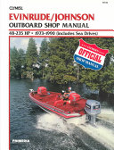 Outboard Shop Manual 48 235 Hp