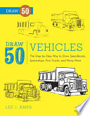 Draw 50 Vehicles