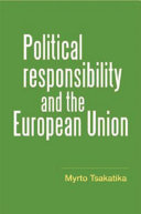 Political Responsibility and the European Union
