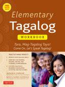 Elementary Tagalog Workbook