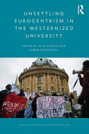 Unsettling Eurocentrism in the Westernized University
