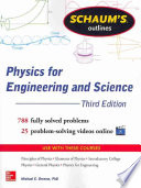 Schaum s Outline of Physics for Engineering and Science