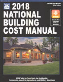 National Building Cost Manual 2018