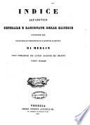 *Dizionario universale ossia repertorio ragionato di giurisprudenza e quistioni di diritto