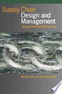 Supply Chain Design And Management book