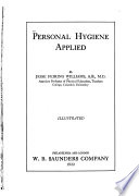 Personal Hygiene Applied