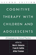 Cognitive Therapy with Children and Adolescents That Have Been Carefully Adapted