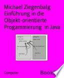 Einf Hrung In Die Objekt Orientierte Progammierung In Java