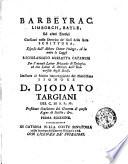 Barbeyrac, Limborch, Bayle, ed altri eretici confutati nelle dottrine de sensi della santa scrittura, esposte dall'abate ... Michelangelo Merletta catanese ..
