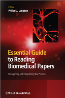 Essential Guide to Reading Biomedical Papers