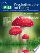 Psychotherapie im Dialog - Familientherapie
