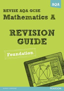 GCSE Mathematics A