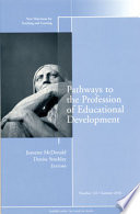 Pathways to the Profession of Educational Development