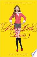 Pretty Little Liars Book Cover