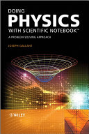 Doing Physics with Scientific Notebook