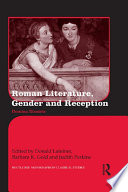 Roman Literature  Gender and Reception