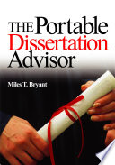 The Portable Dissertation Advisor