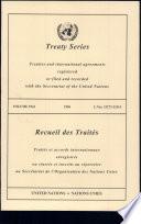 Treaty Series Volume 1941