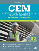 Certified Energy Manager Exam Practice Questions