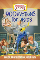 90 Devotions for Kids Book