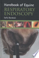 Handbook of Equine Respiratory Endoscopy