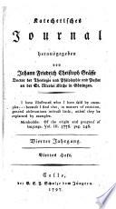 Katechetisches Journal