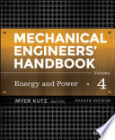 Mechanical Engineers  Handbook  Volume 4