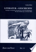 Literatur - Geschichte