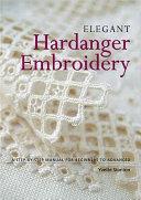 Elegant Hardanger Embroidery