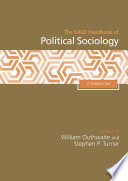 The SAGE Handbook of Political Sociology  2v