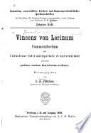 Vincenz von Lerinum