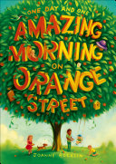 download ebook one day and one amazing morning on orange street pdf epub