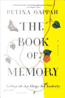 The Book Of Memory : security prison in harare, zimbabwe, where she has...