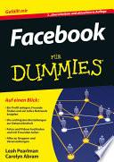 Facebook f  r Dummies