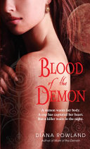 Blood Of The Demon : face the one thing she may not...