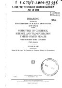 S  1537  the Technology Commercialization Act of 1993