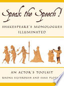 Speak the Speech