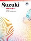 Suzuki Piano School Vol 5
