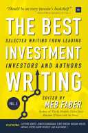 download ebook the best investment writing volume 2 pdf epub