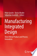 Manufacturing Integrated Design