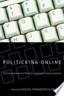 Politicking Online