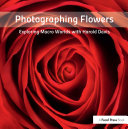 Photographing Flowers Book