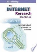 the internet research handbook