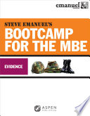 Steve Emanuel s Bootcamp for the MBE