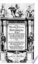 Meteranus Novus, Das ist Warhafftige Beschreibung Deß Niederländischen Krieges